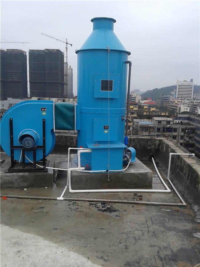 喷淋塔装置