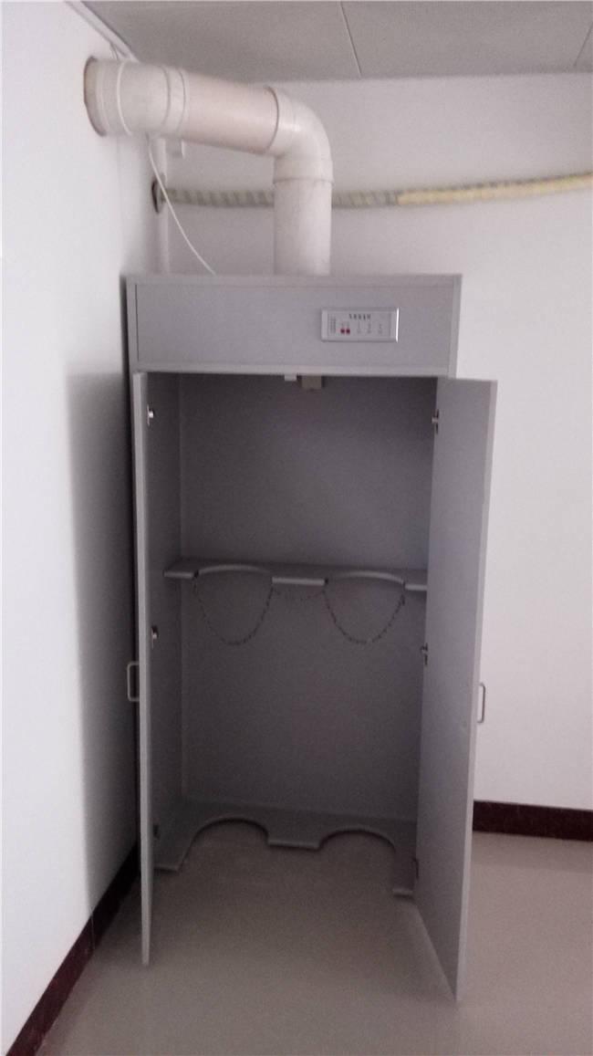 铝木抽风气瓶柜