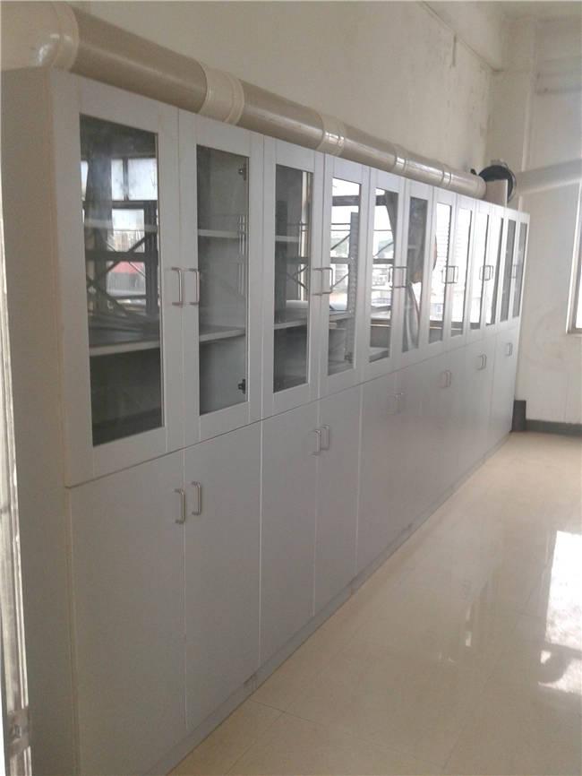 铝木抽风试剂柜